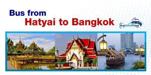 Bus from Hatyai to Bangkok