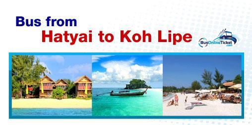Hatyai to Koh Lipe