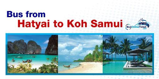 Hatyai to Koh Samui
