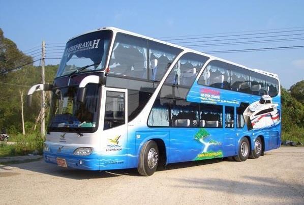 Lomprayah Bus