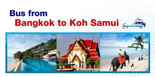 Bangkok to Koh Samui