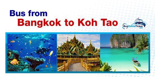 Bangkok to Koh Tao