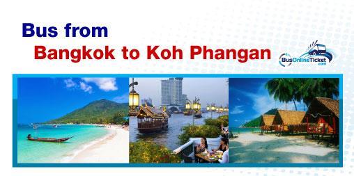 Bangkok to Koh Phangan