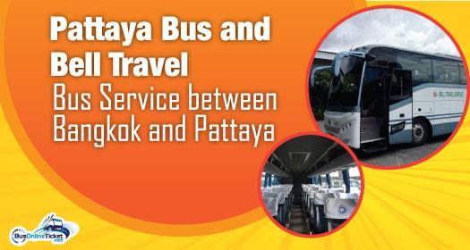 Bell Travel Service to Pattaya and Hua Hin