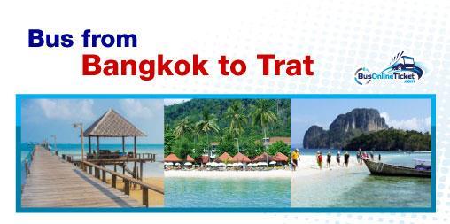 Bus from Bangkok to Trat