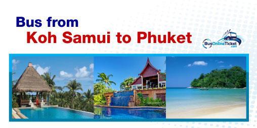 Koh Samui to Phuket