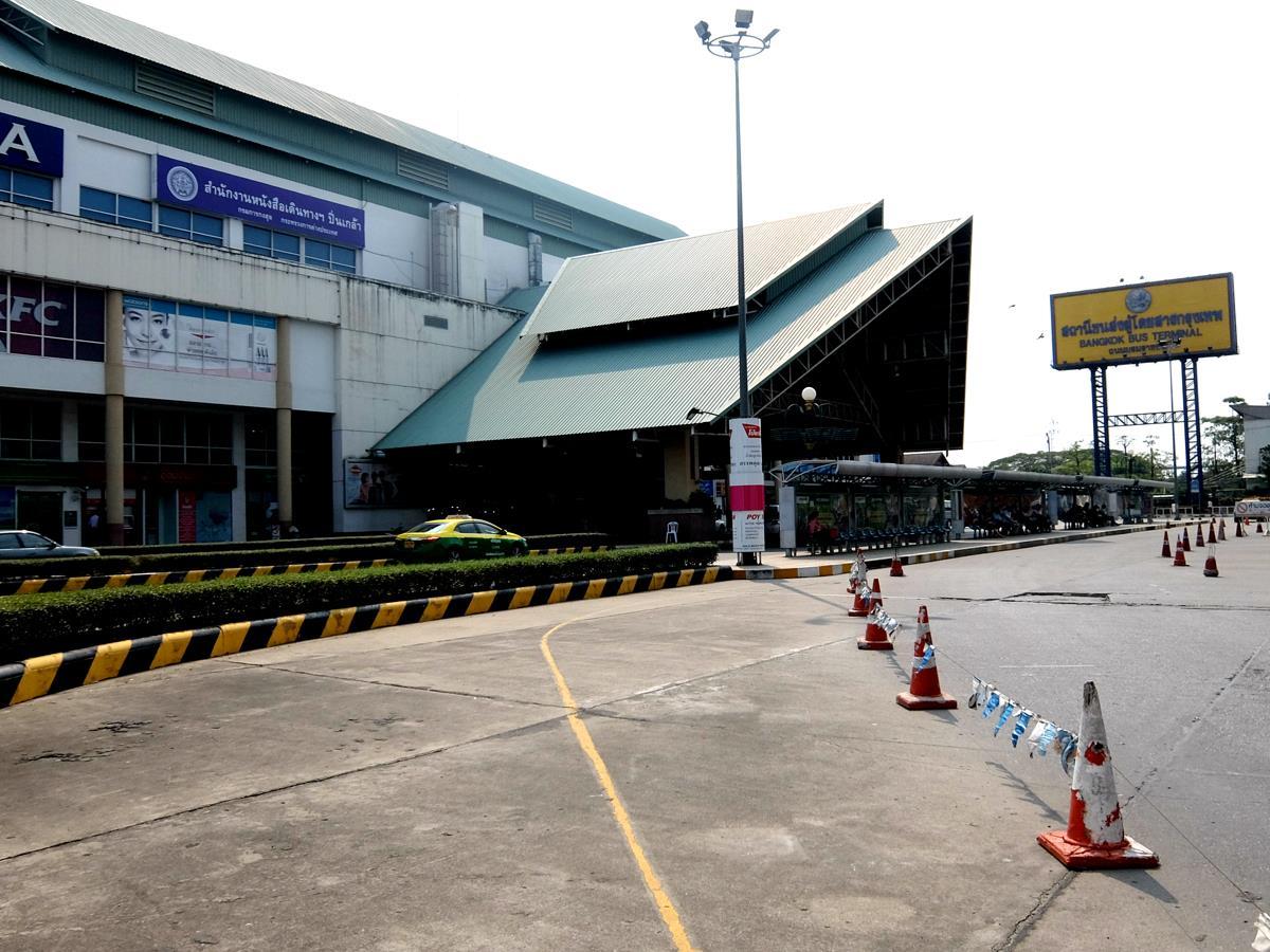 Southern Bangkok Bus Terminal - Sai Tai Mai