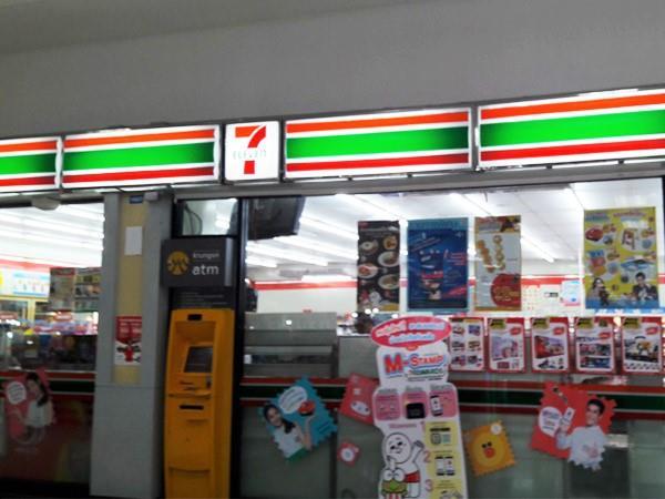 7 Eleven in Sai Tai Mai
