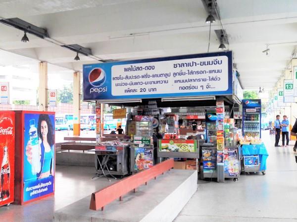 Minimarts in Ekamai