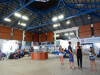 Ferry Terminal Thong Sala Pier