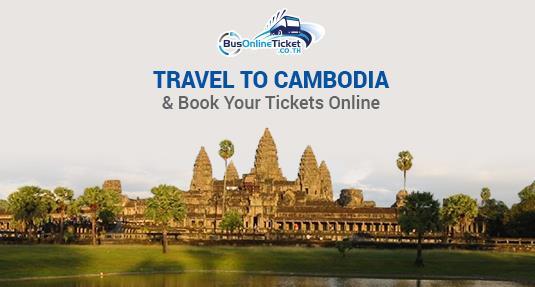 Book Cambodia Bus Ticket Online