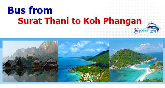 Surat Thani to Koh Phangan