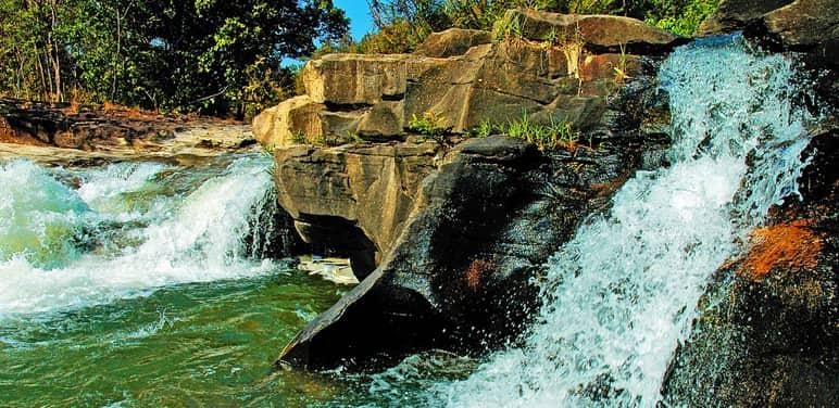 Waterfalls - Doi Inthanon