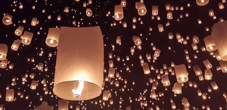 Chiang Mai Lantern Festival