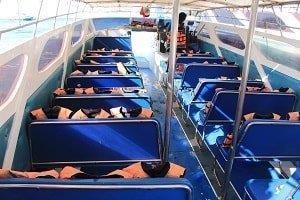 Bundhaya Speedboat-Seat