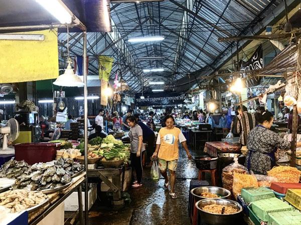 Jek Piah Day Market