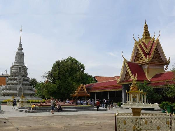 Phnom Penh Cambodia - Mekong Express Siem Reap to Phnom Penh