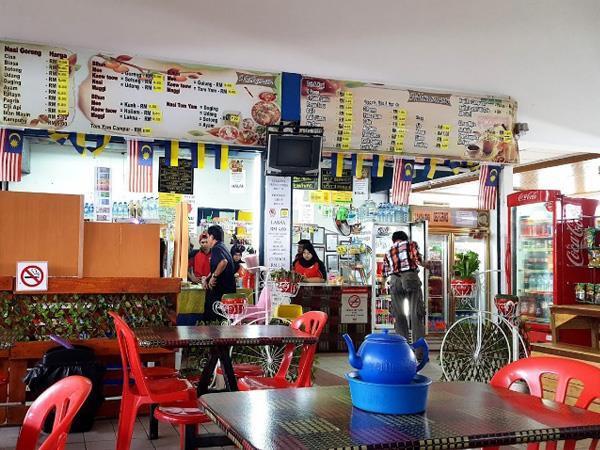 Restaurant in Padang Besar