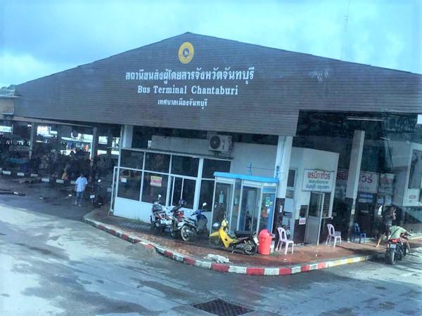 Bus Terminal Chantaburi