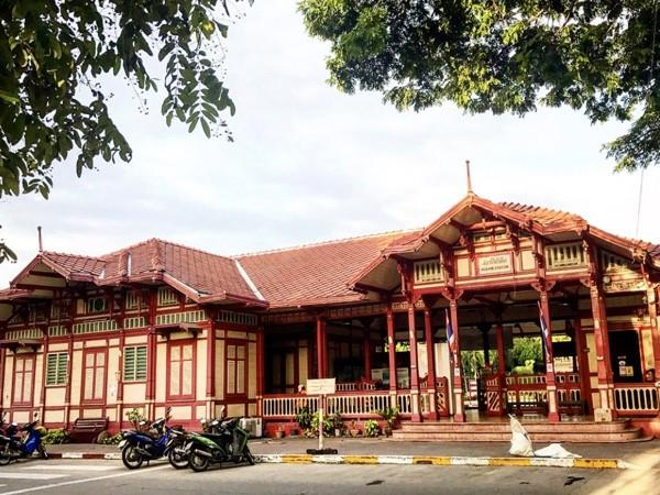 Hua Hin Railway Station Overview - Hua Hin Railway Station