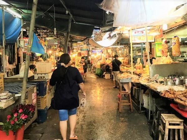 Jek Piah Hua Hin Day Market