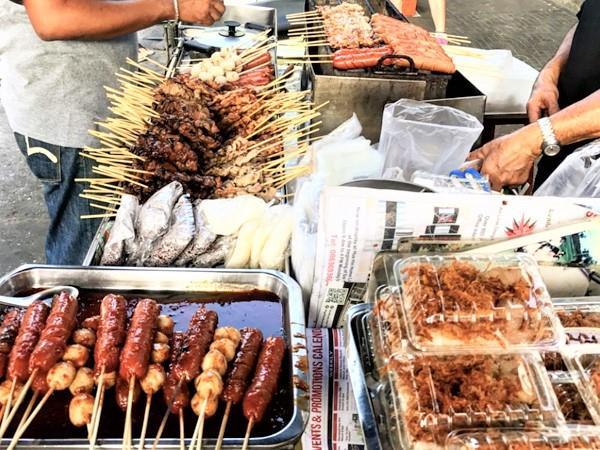 Jek Piah Day Market street foods