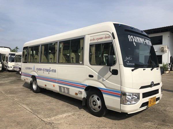 H Heaven (Triple T) Bus