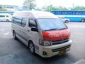 BB Van (Phu Yai Peak)