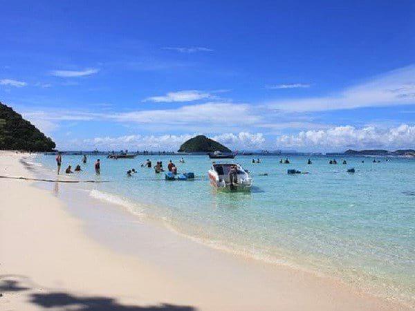 Phuket Beach, Thailand
