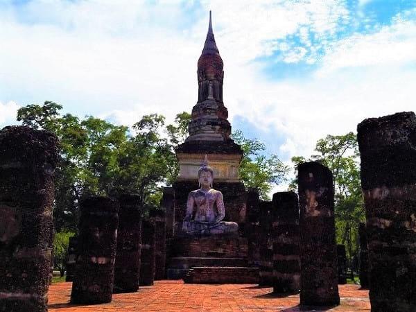 Wat Traphang Ngoen, Sukhothai Historical Park