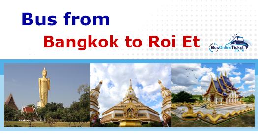 Bangkok to Roi Et