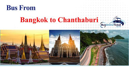 Bus from Bangkok to Chanthaburi