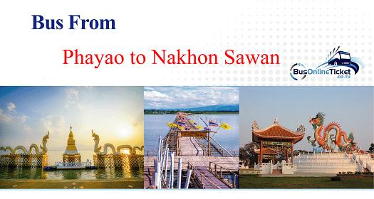 Bus from Phayao to Nakhon Sawan