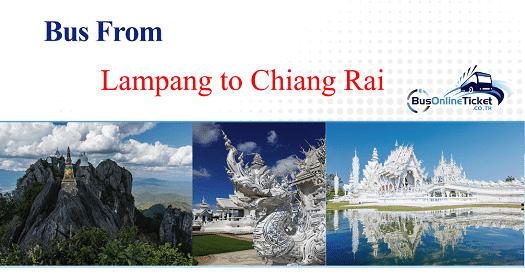 Bus from Lampang to Chiang Rai