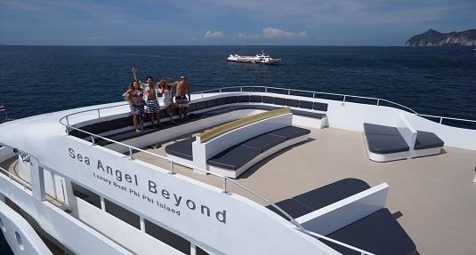 Sea Angel Beyond Cruise