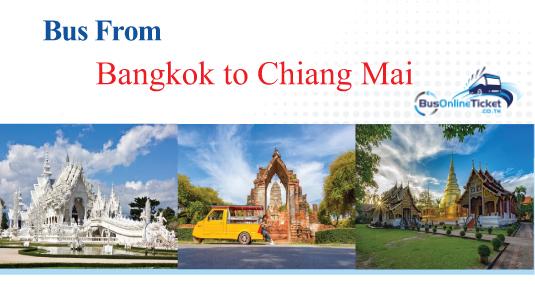 Bus from Bangkok to Chiang Mai